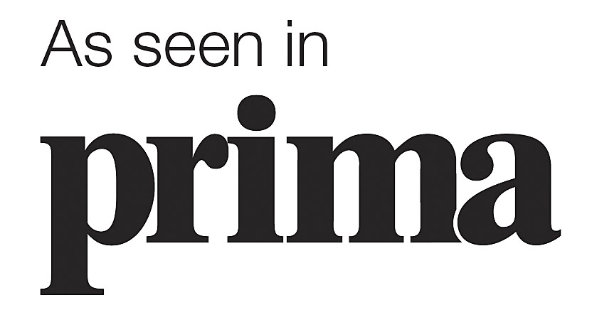 We're in November's Edition of Prima!