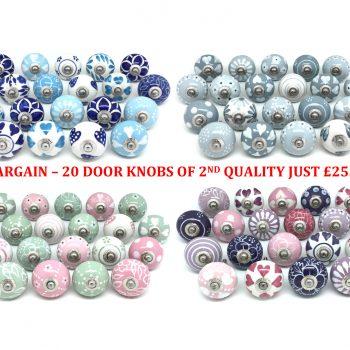 Bargain Sets of 20 2nds - Just £25.00 per set
