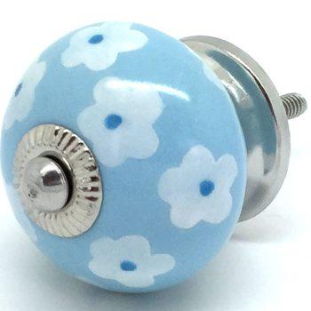 Ditsy Daisy Pastel Blue