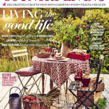 These Please Featured in Country Living Magazine