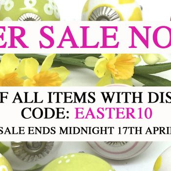 EASTER SALE NOW ON