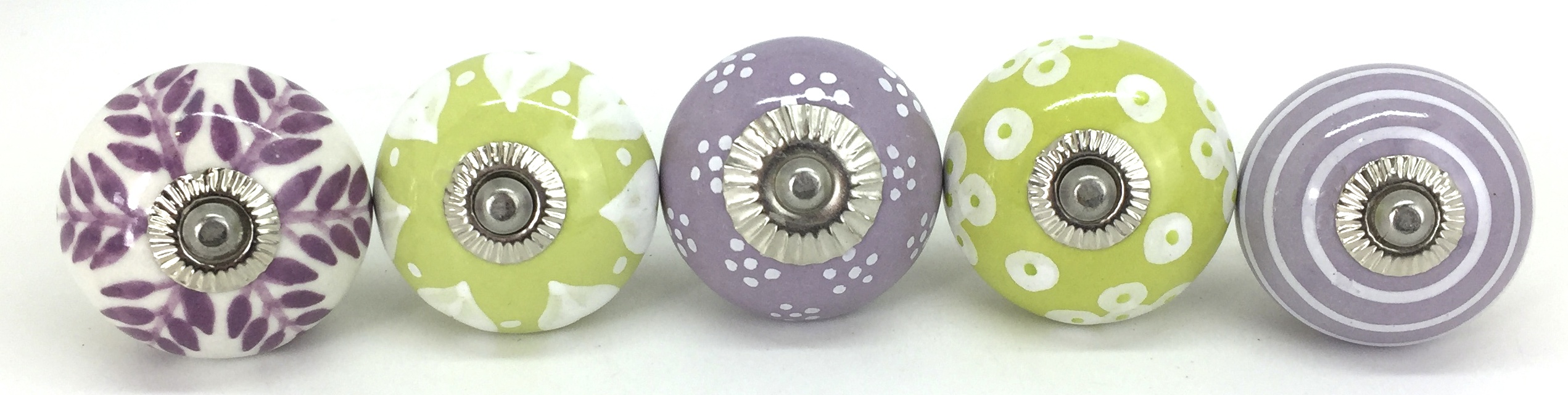 Lovely Lilac & Lime