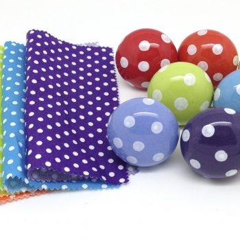 Decorating with Polka Dots