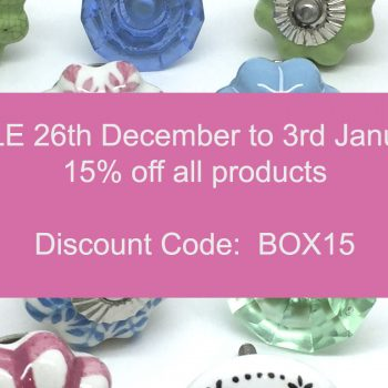 Last Day of Our New Year Sale - 15% off with Discount Codes: BOX15