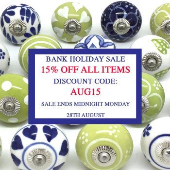 Bank Holiday Sale Now On!