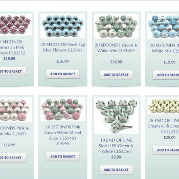 Checkout our Special Offers in our Clearance & Promotions Section