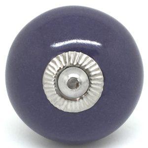 CK068 Plum Purple Round