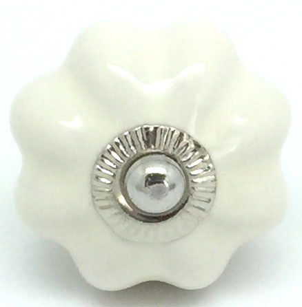CK159 Pearly White Flower