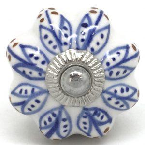 CK205 Barley Blue Flower