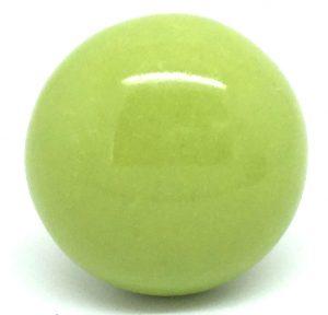 CK274 Green Round 4.5cm SLIGHT SECONDS