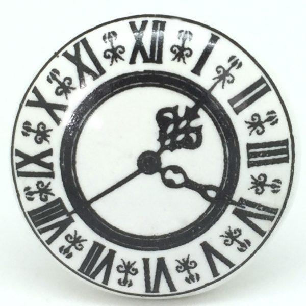 CK291 Vintage Roman Clock