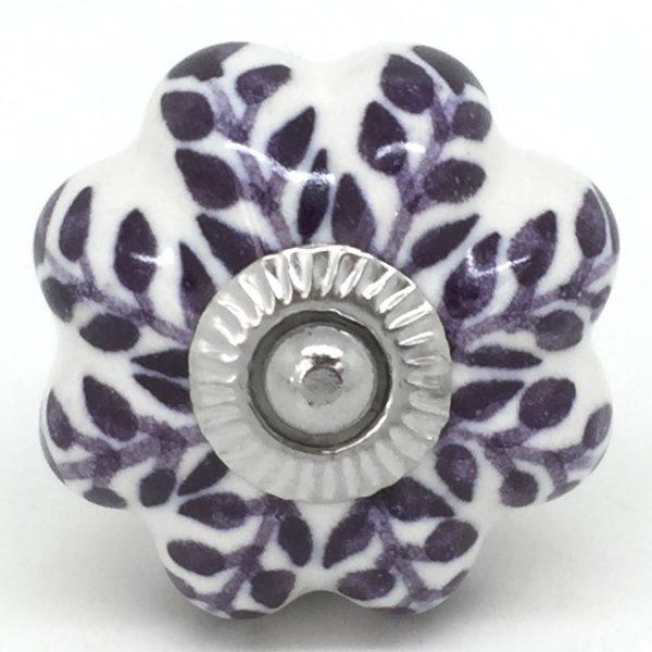 CK328 Purple Shadow Flower