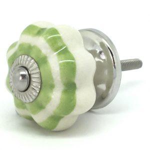 CK354 Awning Stripe Green