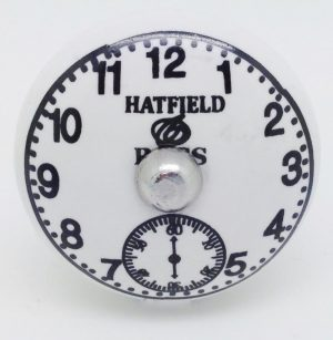 CK413 Hatfield Clock
