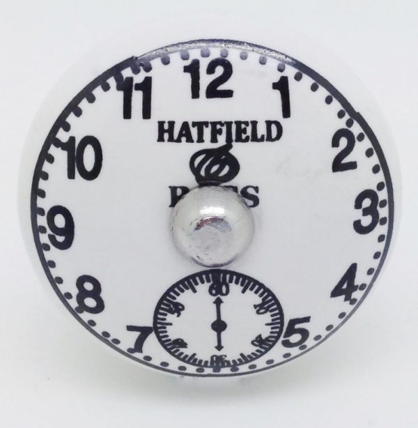 CK413 Hatfield Clock