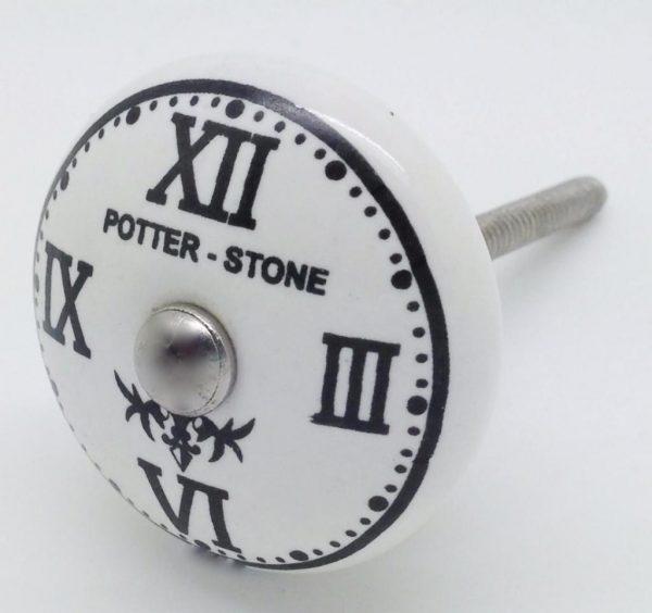 CK414 Roman Numerals Clock
