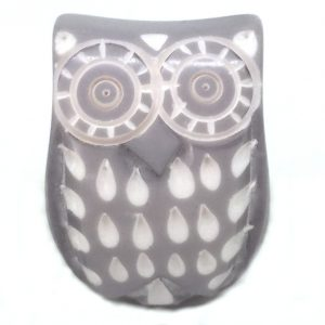 CK514 Resin Donkey Grey Owl