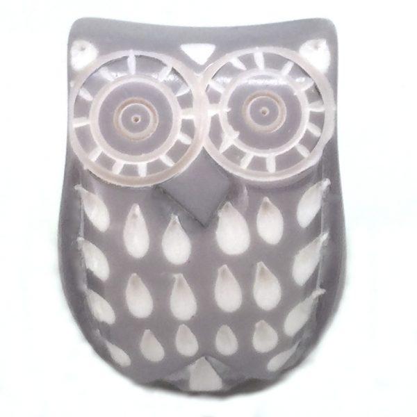 CK514 Resin Donkey Grey Owl