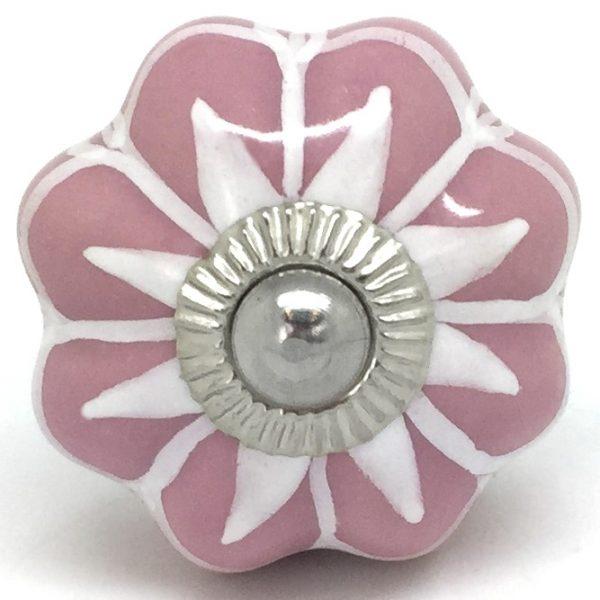 CK544 Pink Flower Star