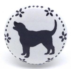 CK579 Daisy Garland Dog SECONDS