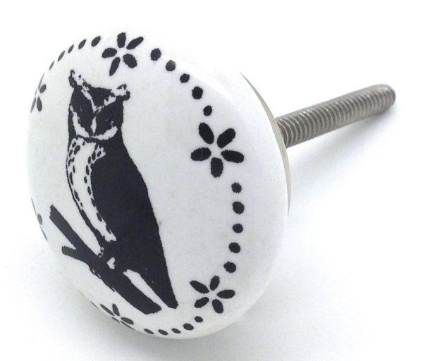 CK581 Daisy Garland Owl