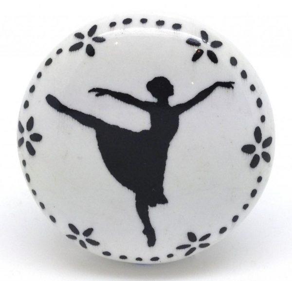CK585 Daisy Garland Ballerina
