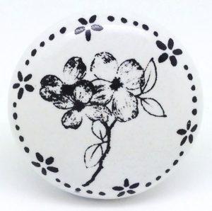 CK591 Daisy Garland Wild Rose