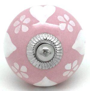 CK607 Daisy Hearts Pink
