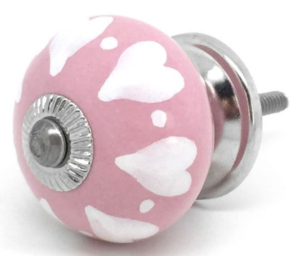 CK612 Heart to Heart Pink