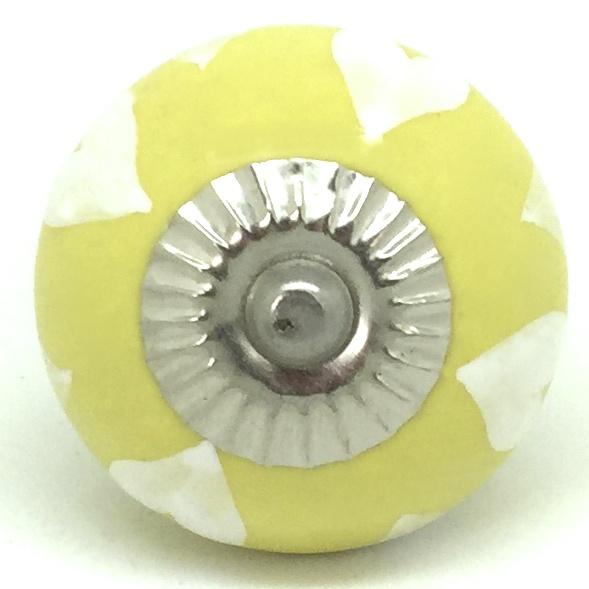 CK706 Yellow White Hearts