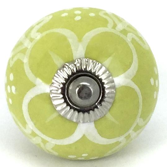 CK725 Lime Green Bloom