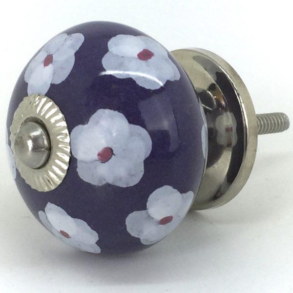 CK769 Ditsy Daisy Purple