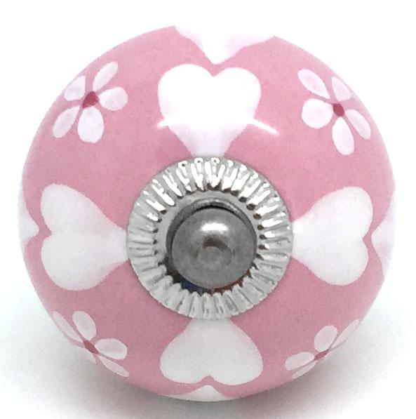 CK796 Posy Hearts Pink