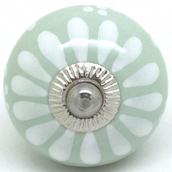 CK803 Daisy Rays Light Sage Green