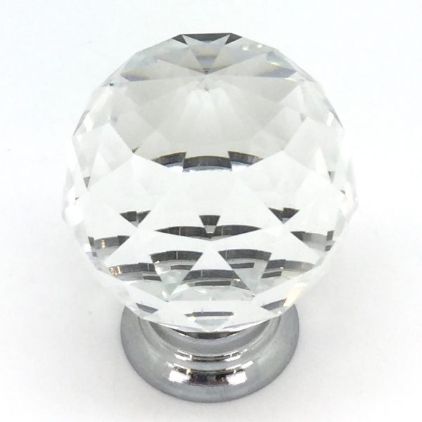 GK007 Mayfield Clear 3cm Glass