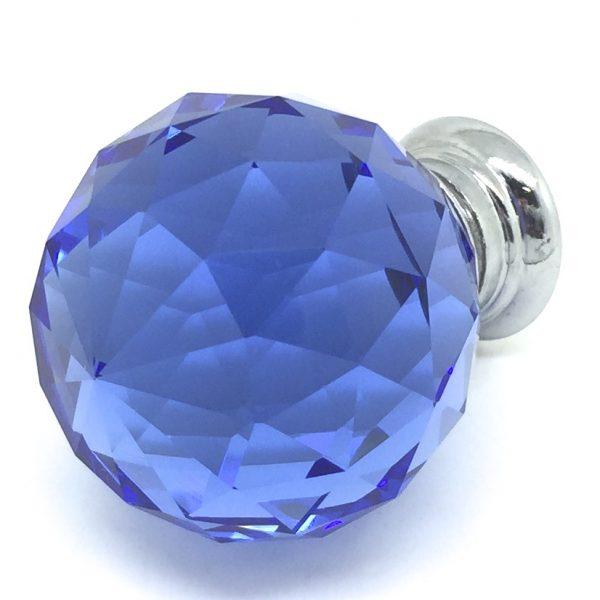 GK009 Mayfield Blue 4cm Glass