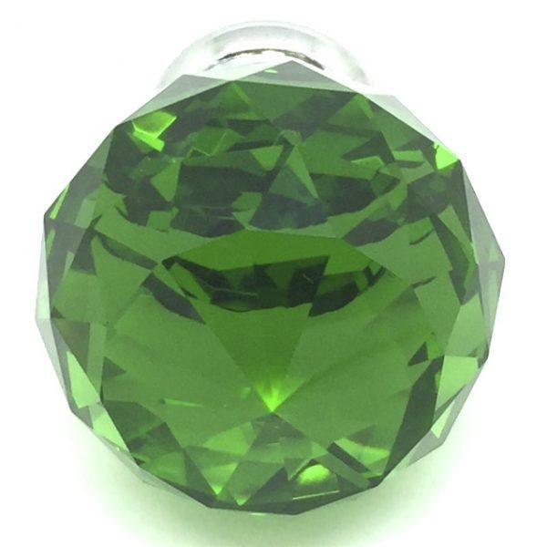 GK012 Mayfield Green 4cm Glass
