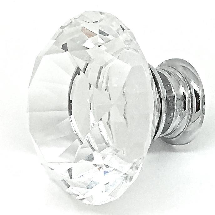 GK018 Rushlake Clear 5cm Glass